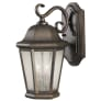 Martinsville 2 - Light Wall Lantern Corinthian Bronze