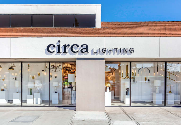 Circa Lighting Laguna Showroom