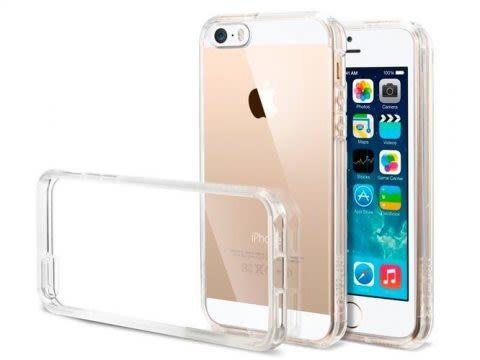 Funda Silicon TPU para iPhone 6 / 6S - Transparente