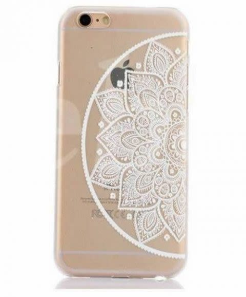 Mandala Case G iPhone 6 / 6S - Transparente