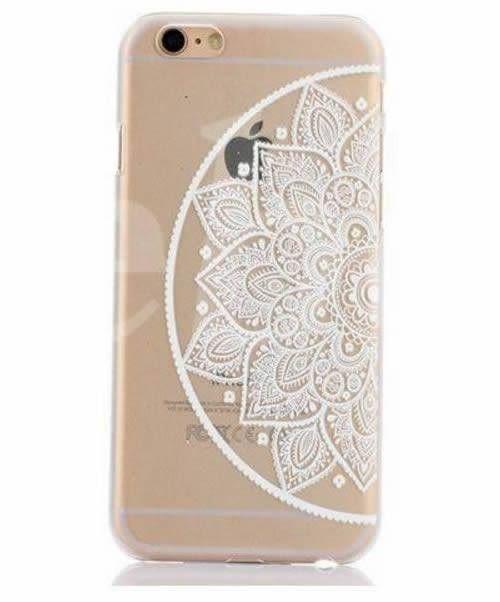 Mandala Case G iPhone 6 / 6S - Transparente