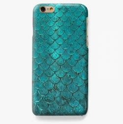 Funda Case Love Sirena iPhone SE / 5 / 5S - Multicolor