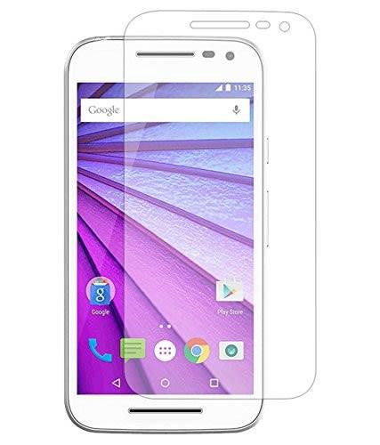 Cristal Templado Motorola Moto G3 - Transparente