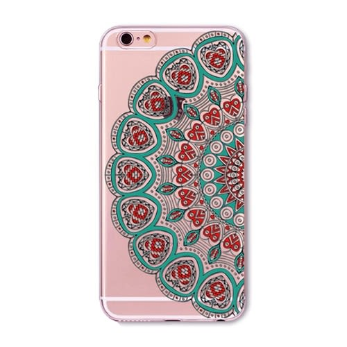 Funda Mandala Color Case B - Transparente