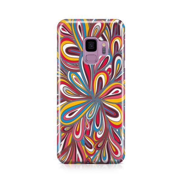 Funda Case Trendy Abstract Flower 561 - Multicolor