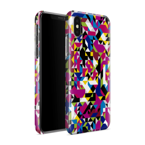 Funda Case Trendy Abstract 563 - Multicolor