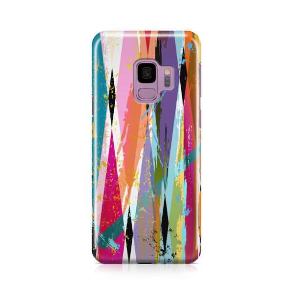 Funda Case Trendy Abstract 565 - Multicolor