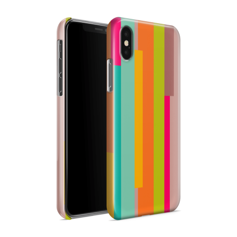 Funda Case Trendy Abstract Colors 571 - Multicolor