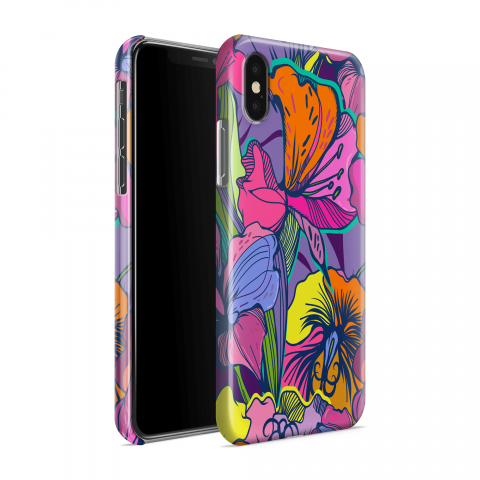 Funda Case Trendy Flowers 1083 - Multicolor