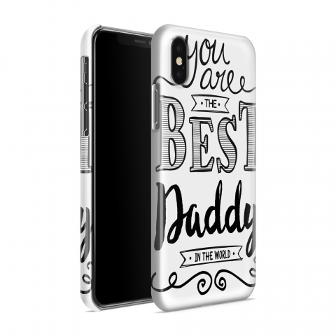 Funda Case Trendy Best Daddy 1139 - Multicolor