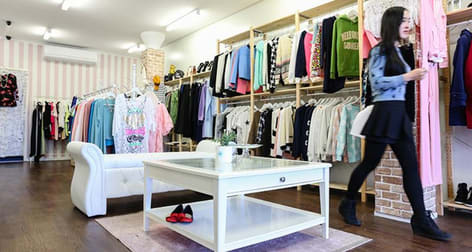 Clothing & Accessories  business for sale in Box Hill - Image 1
