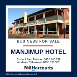 Accommodation & Tourism  business for sale in Manjimup - Image 1