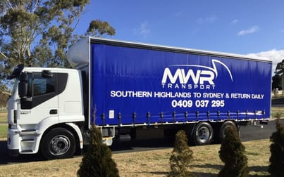 Transport, Distribution & Storage  business for sale in Moss Vale - Image 1
