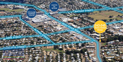 243-245 Ross River Road Aitkenvale QLD 4814 - Image 2