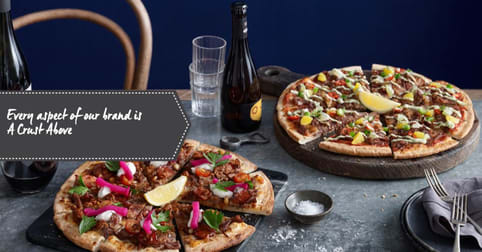 Crust Gourmet Pizza Perth franchise for sale - Image 1