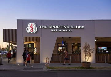 The Sporting Globe Bar & Grill Belmont franchise for sale - Image 1