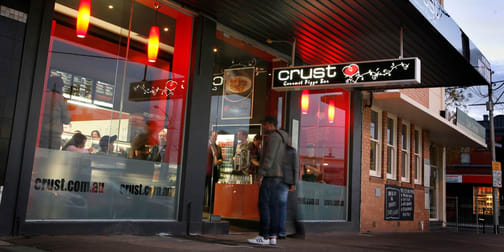 Crust Gourmet Pizza Belmont franchise for sale - Image 2