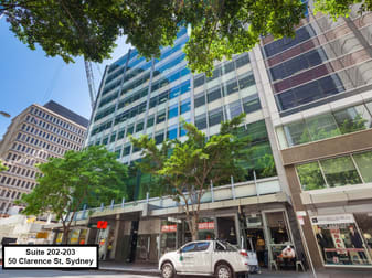 Suite 302-304, Level 3/50 Clarence St Sydney NSW 2000 - Image 1