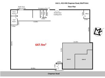 U1/432-438 Chapman Road Bluff Point WA 6530 - Image 1