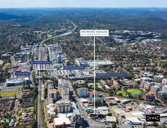 Unique Retail + Office/180 Pacific Highway Hornsby NSW 2077 - Image 3