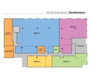 1 & 5/ 80 Denham Street Rockhampton City QLD 4700 - Image 3