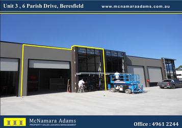 Unit 3/6 Parish Drive Beresfield NSW 2322 - Image 1