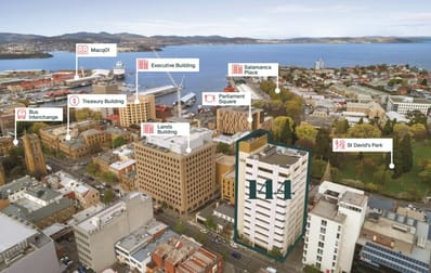 Ground/144 Macquarie Street Hobart TAS 7000 - Image 2