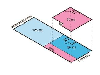 Unit  2B/Unit 2, 3 Jamison Centre Macquarie ACT 2614 - Image 2