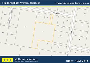 7 Sandringham Avenue Thornton NSW 2322 - Image 1
