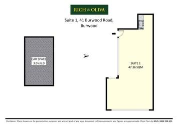Level 1, Suite 1/41 Burwood Road Burwood NSW 2134 - Image 3