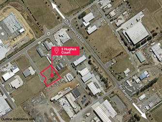 Land holding/3 Hughes Court Western Junction TAS 7212 - Image 1