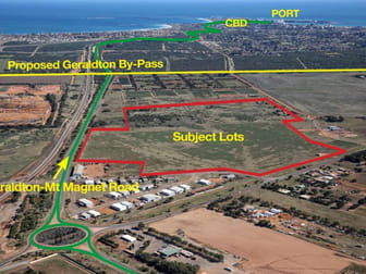 Lot/100 50 & 20 Narngulu Industrial Estate Geraldton WA 6530 - Image 1
