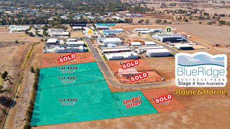Lots 4001-4008 Asset Way, Dubbo NSW 2830 - Image 1