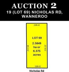 19 (Lot 69) Nicholas Road Wanneroo WA 6065 - Image 1