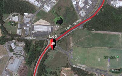 Lot 3 Stadium Drive Coffs Harbour NSW 2450 - Image 1