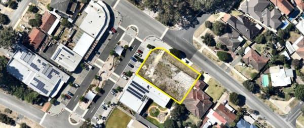 12 Lathlain Place, Lathlain WA 6100 - Sold Land