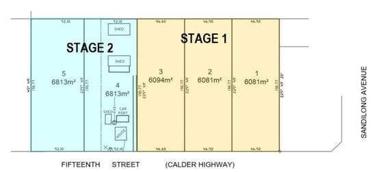 Lots 1 - 5/2035 Fifteenth Street Irymple VIC 3498 - Image 2