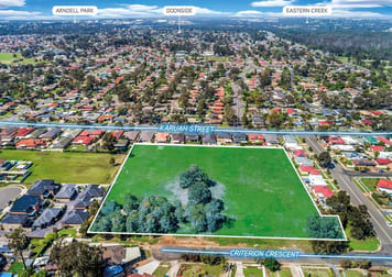 Lot 10 Criterion Crescent Doonside NSW 2767 - Image 1