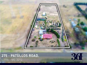 275. Patullos Road Lara VIC 3212 - Image 1