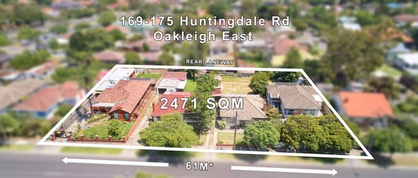 169-175 Huntingdale Rd Oakleigh East VIC 3166 - Image 1