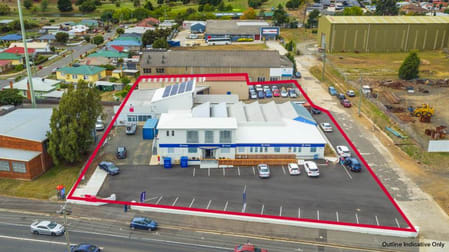 Whole building and land area/330-336 Invermay Road Mowbray TAS 7248 - Image 3