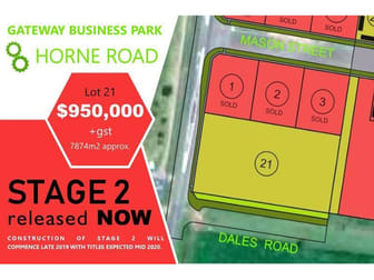 Lot 21/ Horne Road Warrnambool VIC 3280 - Image 1