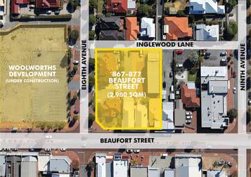 867, 871, 875 and 87 Beaufort Street Inglewood WA 6052 - Image 1