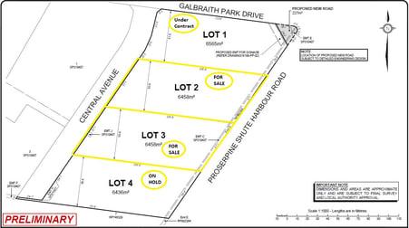 Lot 2 & 3 Central Avenue Cannonvale QLD 4802 - Image 2