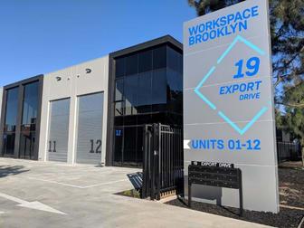 Unit 17/19-21 Export Drive Brooklyn VIC 3012 - Image 1