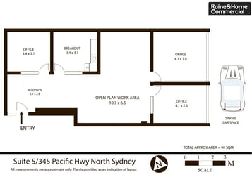 Suite 5/345 Pacific Highway North Sydney NSW 2060 - Image 2