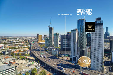 293-297 City Road (thru to Hancock St) Southbank VIC 3006 - Image 2