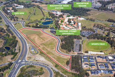 Stage 6 'Macarthur Heights'/1 University Drive Campbelltown NSW 2560 - Image 1