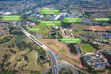 Stage 6 'Macarthur Heights'/1 University Drive Campbelltown NSW 2560 - Image 2