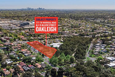 777-781 Warrigal Road and 1-9 Allen Street Oakleigh VIC 3166 - Image 3